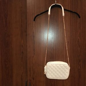 White checkered purse H&M never used!